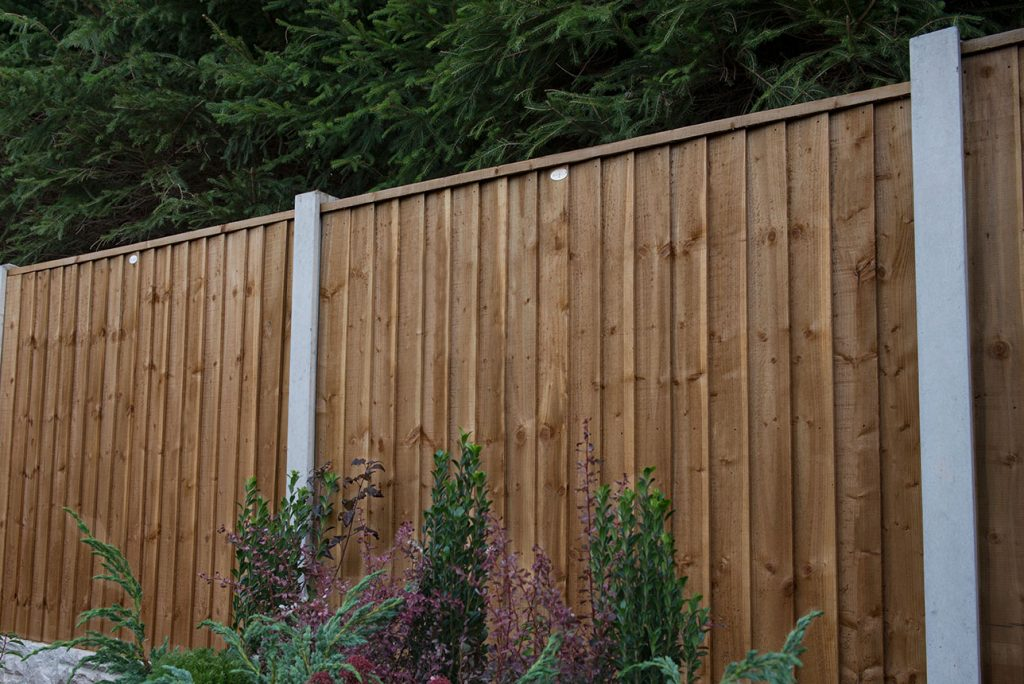 6ft X 6ft 1 83m X 1 83m Pressure Treated Featheredge