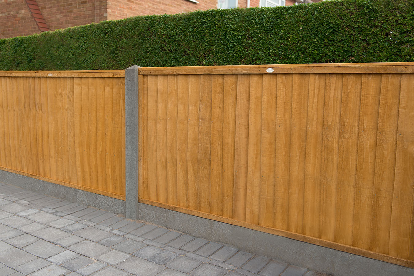6ft X 3ft 1 83m X 0 91m Closeboard Fence Panel Forest