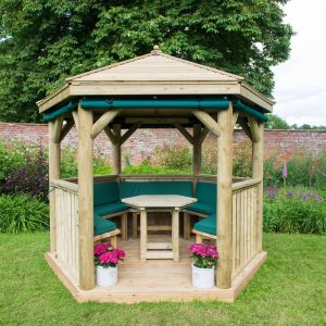 Furnished Premium Garden Gazebos