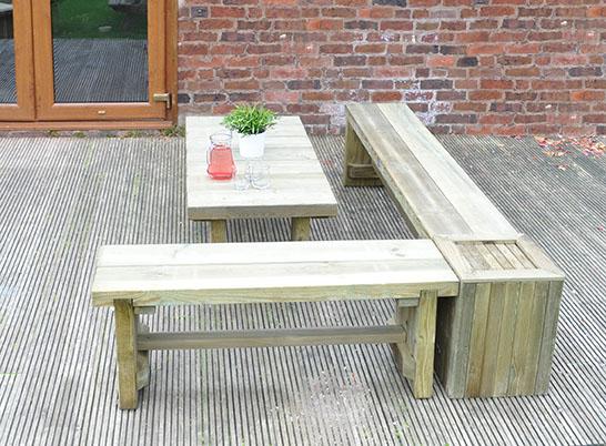 Marvelous Low Level Sleeper Table 1 2M Forest Garden Uwap Interior Chair Design Uwaporg