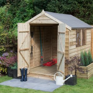 Preparing your Garden: Sheds, Small Storage