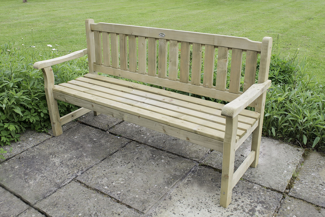 Rosedene 5ft Bench Forest Garden