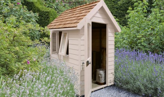 Forest Garden Small Shed