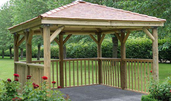 Garden Fencing, Sheds, Workshops, Decking & More | Forest Garden