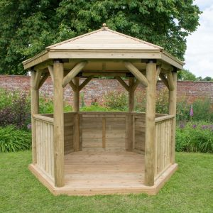Unfurnished Premium Garden Gazebos