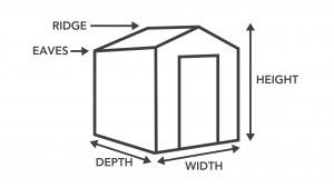 Dimension Example Diagram
