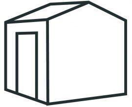 Reverse Apex Shed Diagram