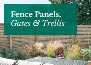 Fences in Garden