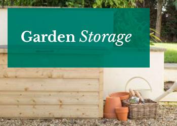 Storage in Garden