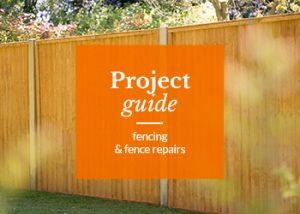 Fence in Garden