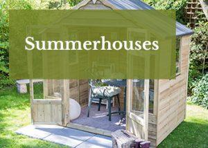 Summerhouse in Garden
