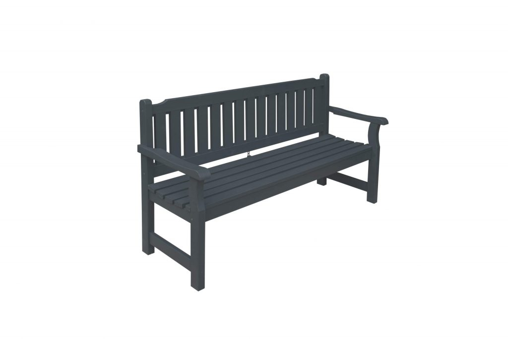 Rosedene 5ft Bench Grey Forest Garden