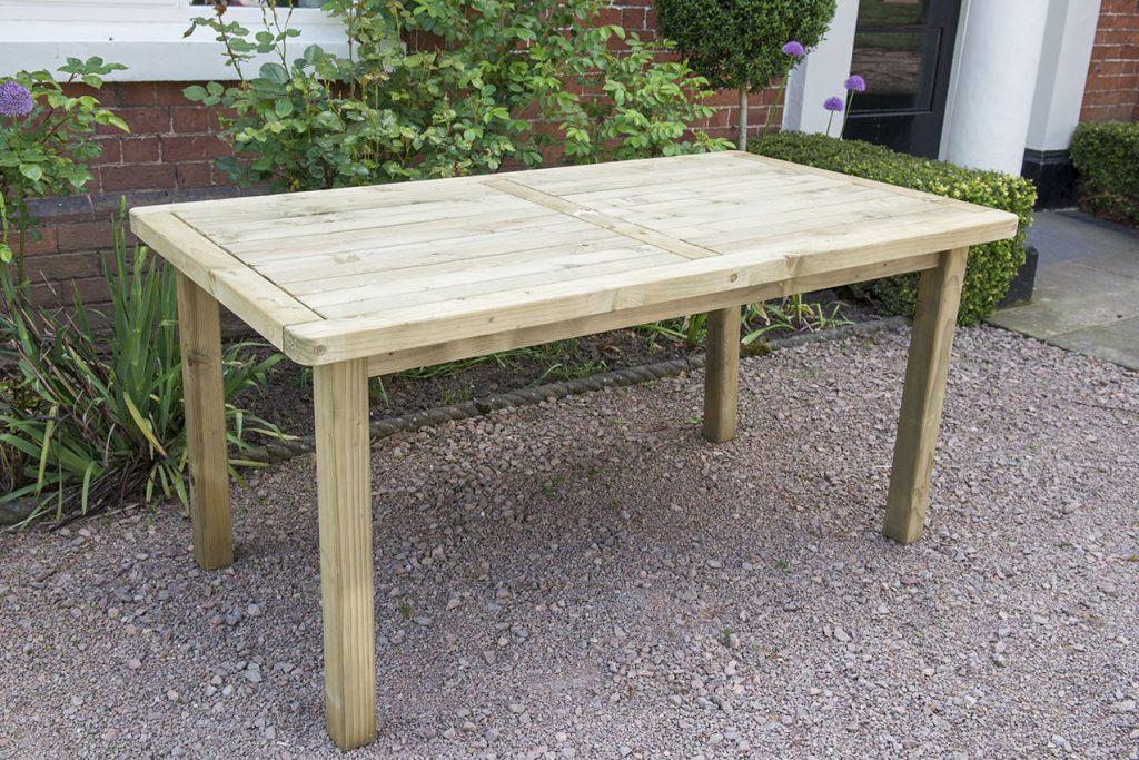 Forest Rosedene 6-Seater Wooden Table